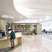 Chung Chi College Library [Completed]