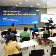 Digital Scholarship Lab, University Library [Completed]