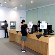 G/F Services area, University Library [Completed]